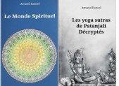 Disponible à la vente au CAVY Shala : les livres d'Arnaud Kancel