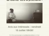 News letter Juillet